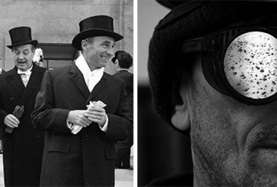 Othmar Pferschy'den Günümüze Türkiye Fotoğrafında İnsanın Serüveni