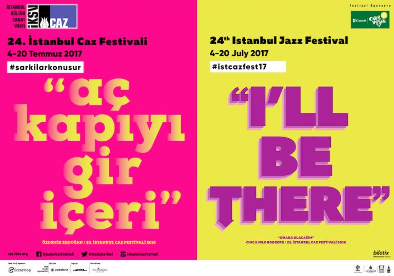 24. İstanbul Caz Festivali 4-20 Temmuz tarihleri arasında gerçekleşecek